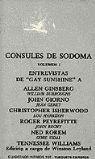 CONSULES DE SODOMA I