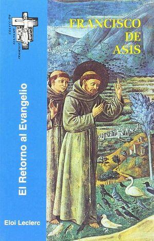 FRANCISCO DE ASIS.ARANTZAZU