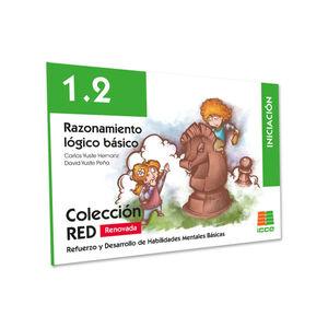 INICIACION 1.2 (N/E). RAZONAMIENTO LOGICO BASICO (2018)
