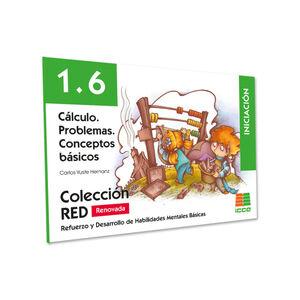 INICIACION 1.6 (N/E). CALCULO. PROBLEMAS. CONCEPTOS BASICOS
