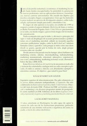 MARKETING.HISTORIAS FABULOSAS.ESIC