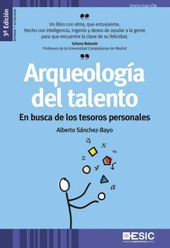 ARQUEOLOGIA DEL TALENTO.ESIC