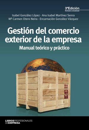 GESTIÓN DEL COMERCIO EXTERIOR DE LA EMPRESA