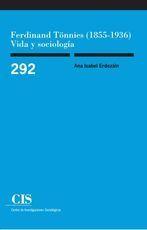 FERDINAND TÖNNIES (1855-1936): VIDA Y SOCIOLOGÍA (E-BOOK)