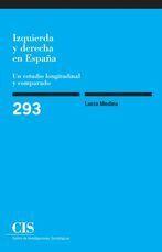 IZQUIERDA Y DERECHA EN ESPAÑA: UN ESTUDIO LONGITUDINAL Y COMPARADO (E-BOOK)