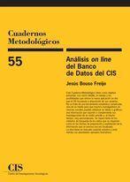 ANÁLISIS ON LINE DEL BANCO DE DATOS DEL CIS