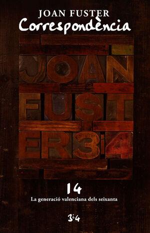 CORRESPONDENCIA JOAN FUSTER 14.3 I 4-DURA