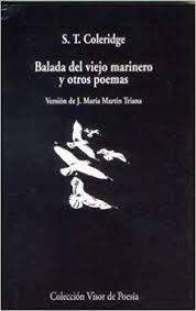 BALADA VIEJO MARINERO Y OTROS POEMAS.VISOR-POESIA-128