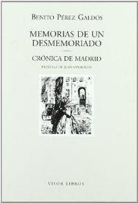 MEMORIAS DE UN DESESPERADO.VISOR-DURA