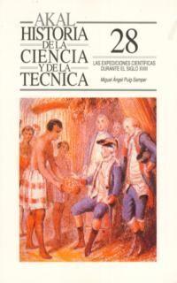 EXPEDICIONES CIENTÌFICAS EN EL SIGLO XVIII,LAS
