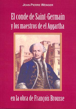 CONDE SAINT-GERMAIN LOS MAEST. AGGARTHA