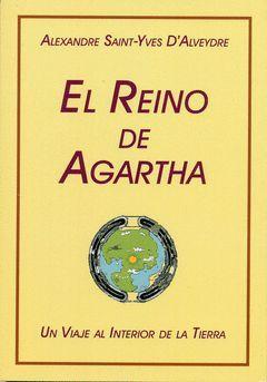 REINO DE AGARTHA, EL.LUIS CARCAMO