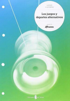 JUEGOS Y DEPORTES ALTERNATIVOS,LOS ESO 15