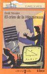 CRIM DE LA HIPOTENUSA, EL.VAIXELL VAPOR-CRUILLA-46-INF