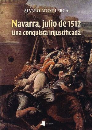 NAVARRA, JULIO DE 1512