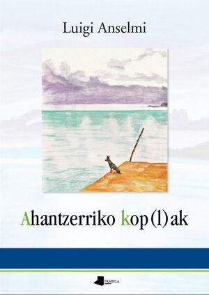 AHANTZERRIKO KOP(L)AK