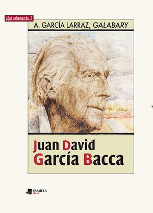 JUAN DAVID GARCÍA BACCA
