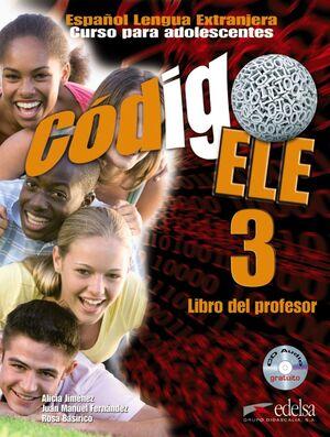CÓDIGO ELE 3. LIBRO DEL PROFESOR