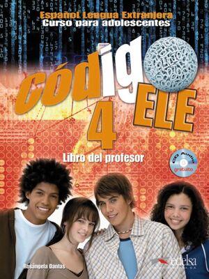 CÓDIGO ELE 4. LIBRO DEL PROFESOR