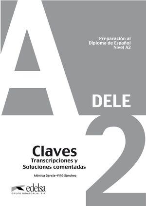 PREPARACION AL DELE A2. LIBRO CLAVES