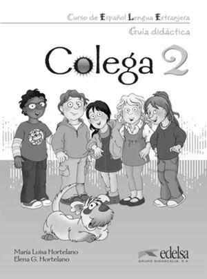 COLEGA 2  (GUÍA DIDÁCTICA)