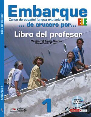EMBARQUE 1.(PROFESOR+CD) (ELE) CURSO ESPAÑOL LENGU
