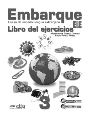 EMBARQUE 3 LIBRO EJERCICIOS