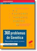 360 PROBLEMAS DE GENETICA RESUELTOS