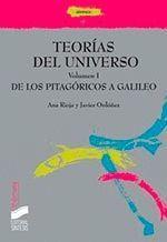 TEORIAS UNIVERSO VOL 1