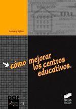 COMO MEJORAR CENTROS EDUCATIVOS