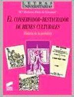 CONSERVADOR RESTAURADOR BIENES CULTURALES