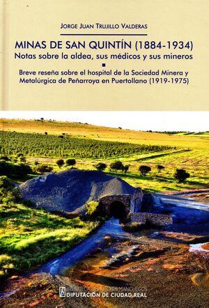 MINAS DE SAN QUINTIN 1884 1934