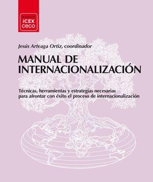 MANUAL DE INTERNACINALIZACIÓN