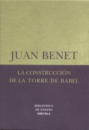 CONSTRUCCION DE LA TORRE BABEL.SIRUELA-P