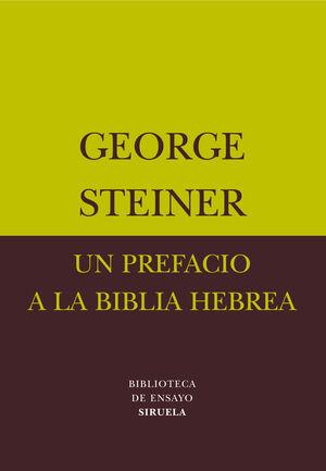 PREFACIO A LA BIBLIA HEBREA,UN.SIRUELA-P