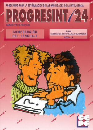 PROGRESINT-24: COMPRENSION DEL LENGUAJE.CEPE
