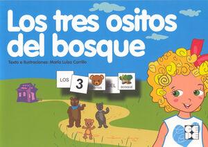 TRES OSITOS DEL BOSQUE,LOS.COL.PICTOGRAMAS.05.CEPE