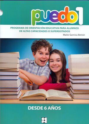 PUEDO 1 (PROGRAMA DE ORIENTACION EDUCATIVA SUPERDOTADOS)