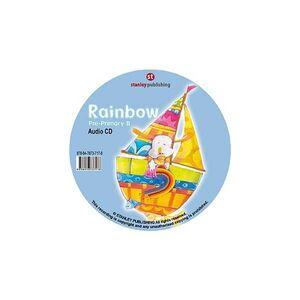 RAINBOW PRE PRIMARY LEVEL B CD AUDIO