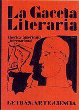 GACETA LITERARIA (3 VOLUMENES)