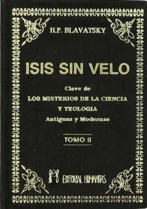 ISIS SIN VELO II
