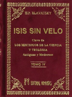 ISIS SIN VELO IV