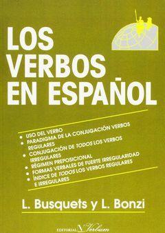 LOS VERBOS EN ESPAÑOL