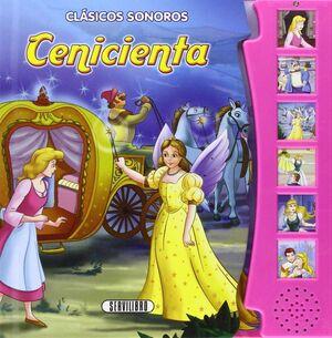 CLASICOS SONOROS - CENICIENTA - R: 237-1