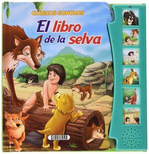 CLASICOS SONOROS - LIBRO SELVA - R: 237-4