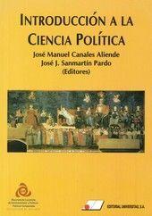 INTRODUCCIÓN A LA CIENCIA POLÍTICA