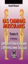 CADENAS MUSCULARES II. LORDOSIS, CIFOSIS,ESCOLIOSIS, Y DEFORMACIONES TORACICAS.-PAIDOTRIBO