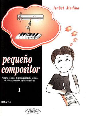 PEQUEÑO COMPOSITOR:ARMONÍA APLICADA PIANO