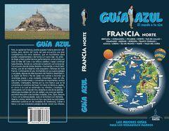 FRANCIA NORTE.GUIA AZUL.ED17.GAESA