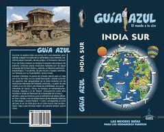 INDIA SUR.GUIA AZUL-2017-